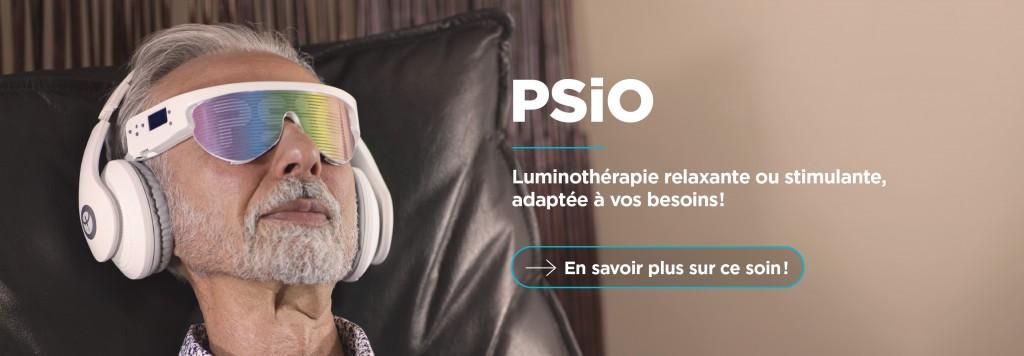 Banderolle psio lumino relaxation
