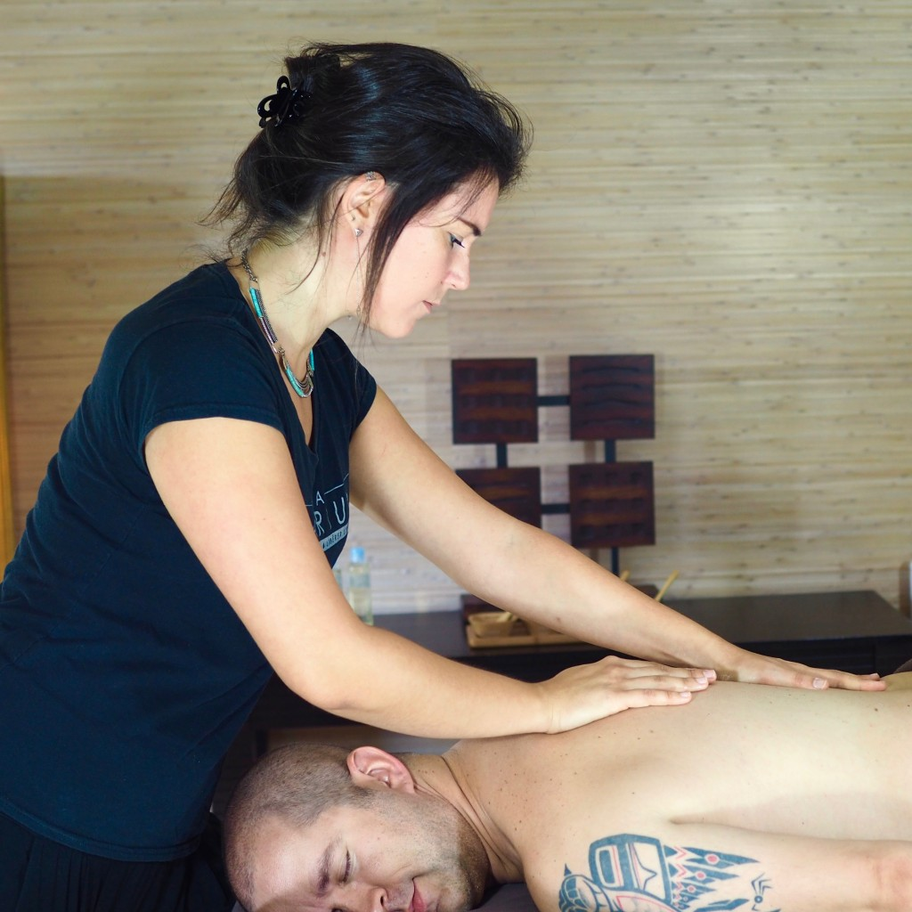 massothérapie massage therapy