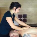 massage therapy massothérapie