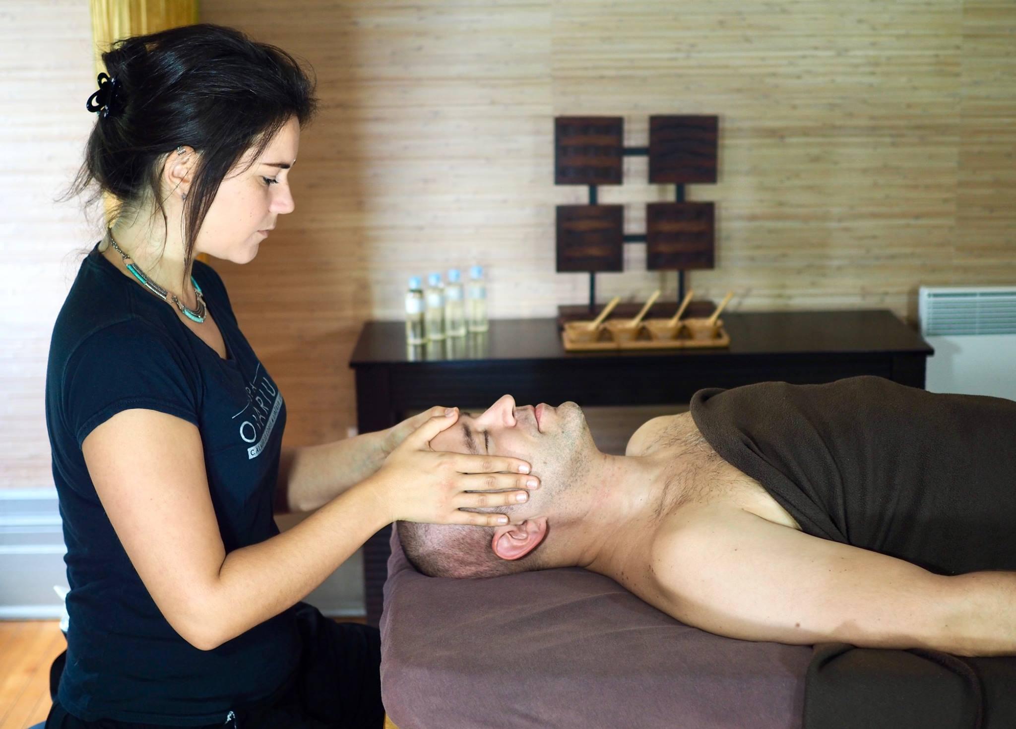 Massage therapy | Spa Ovarium