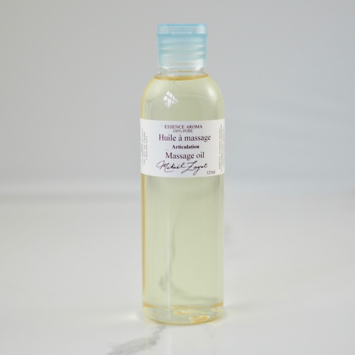 huile à massage Zayat