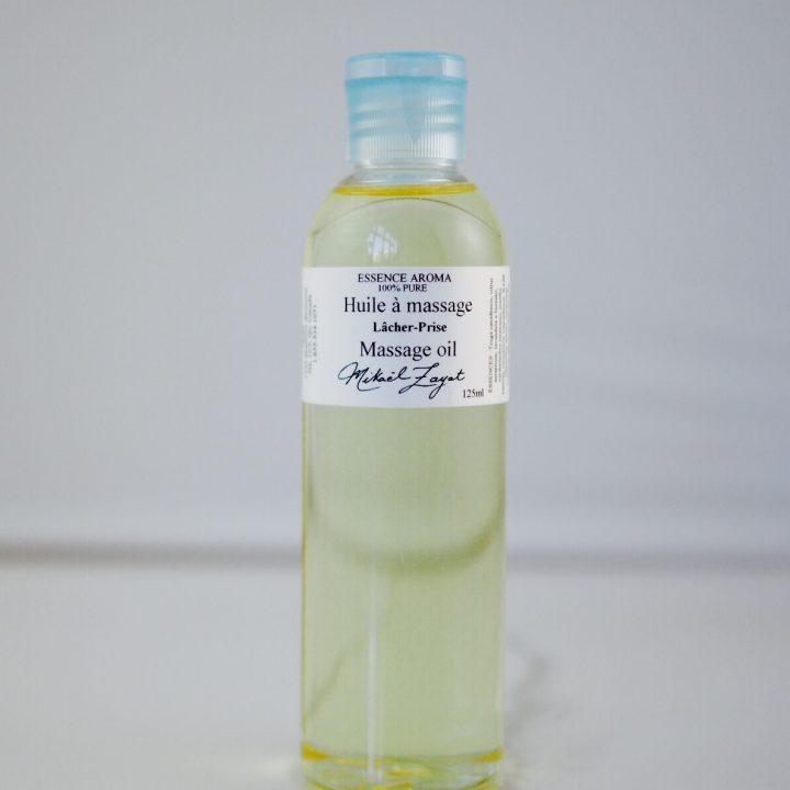 huile à massage lacher prise zayat
