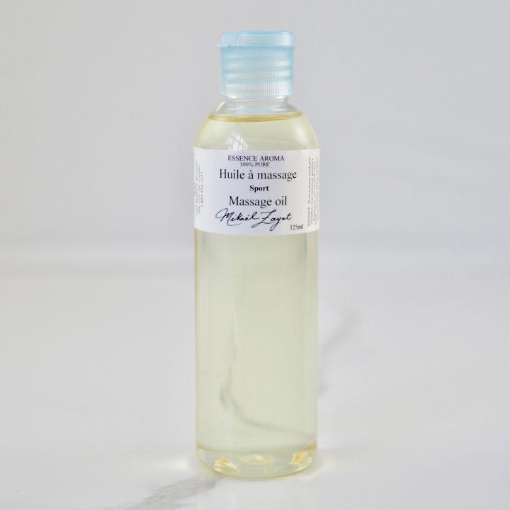 huile à massage Zayat Sport